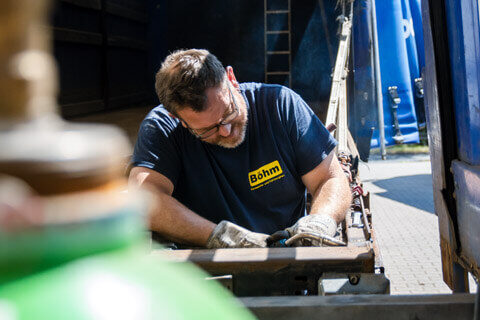 Abteilung Fahrzeugbau Mitarbeiterfoto 1